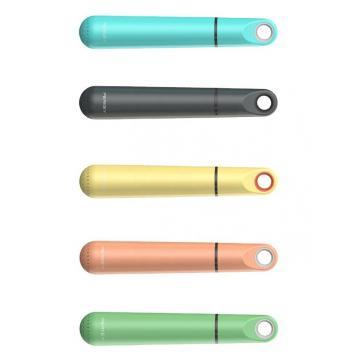 Customized Ecig 1500puffs Vape Pen USA Hottest Empty Disposable Vape Kits