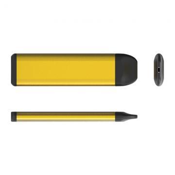 Custom Vaporizer Pen Disposable Electronic Cigarette Glass Oil Cartridge Atomizer