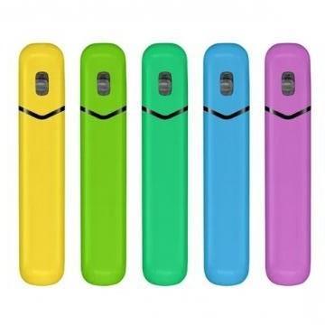 Disposable Empty Cbd Vape Cartridge Best Performance Ooze Vape Pen