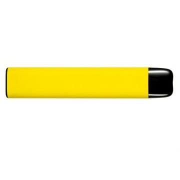 Round E Cigarette Custom E Liquid Wholesale Disposable Vape Pen